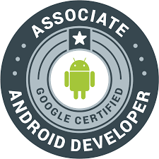 Associate Android Developer Certification directly from Google