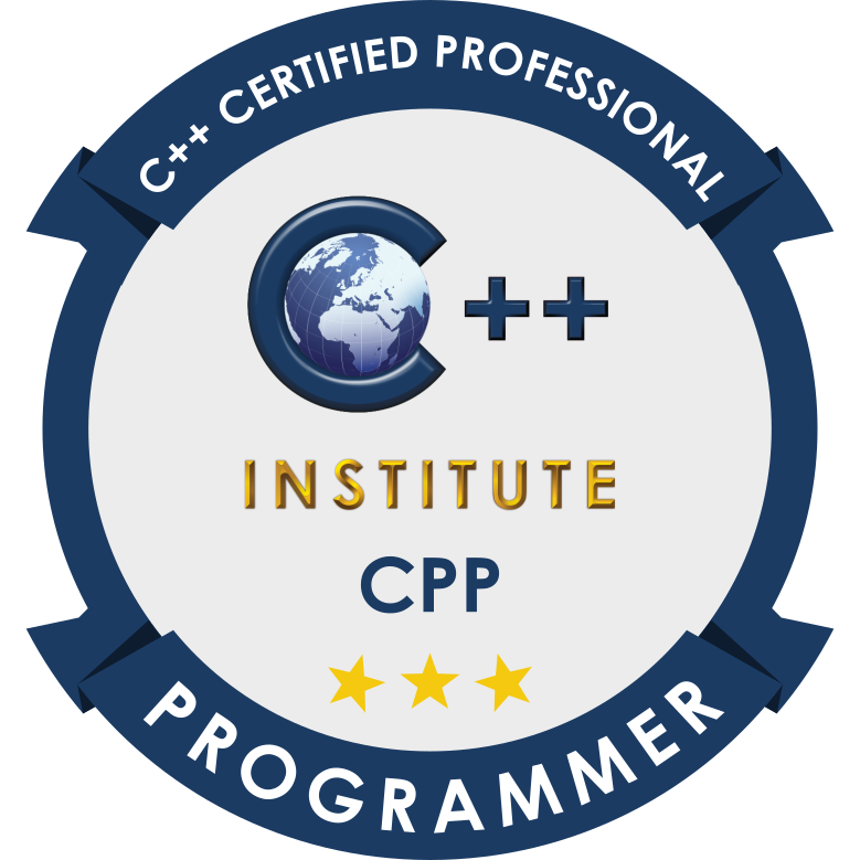 C++ Certified Professional Programmer