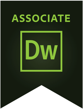Web authoring using Adobe Dreamweaver