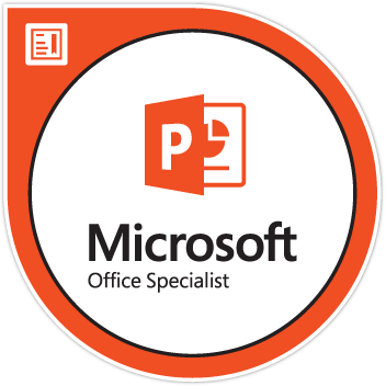 PowerPoint Associate (PowerPoint and PowerPoint 2019)