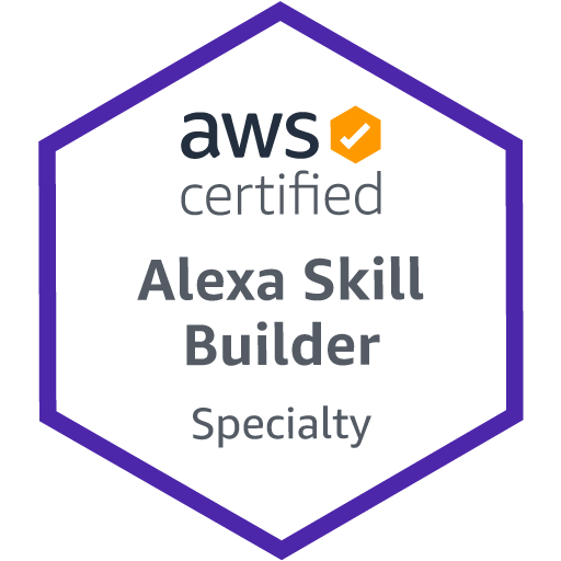 AWS Alexa Skill Builder Course