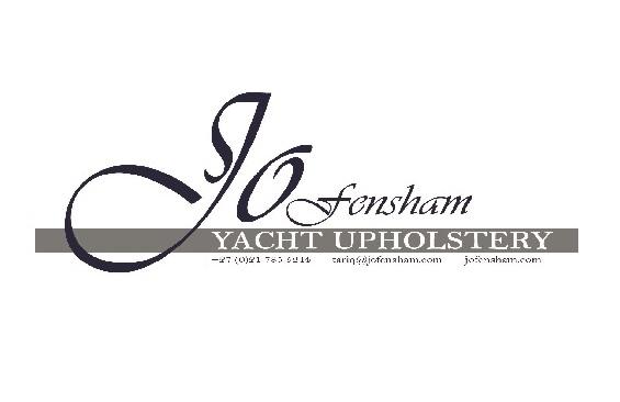 Jo Fensham yacht upholostery