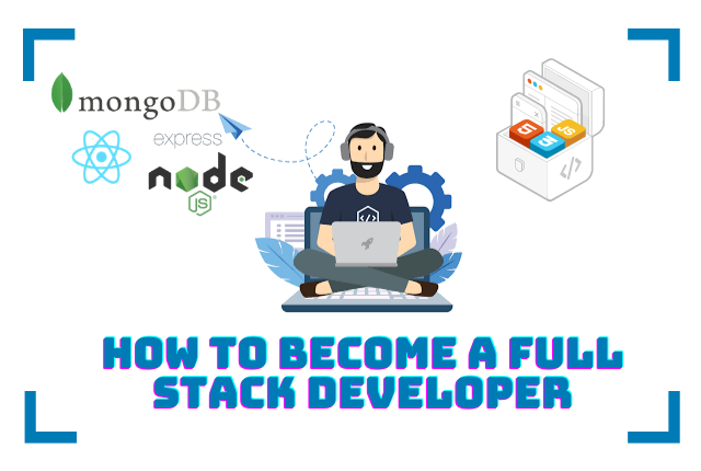 How to become a full stack web developer in South Africa